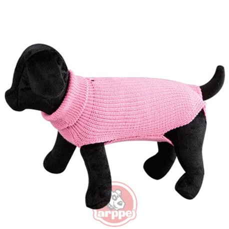 Jersey new basic mini en color rosa para cachorros arppe
