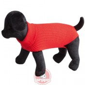 Jersey rojo new basic mini para cachorros arppe