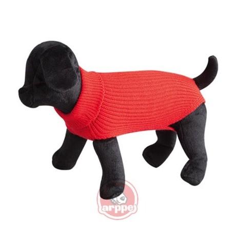Jersey rojo new basic mini para cachorros arppe
