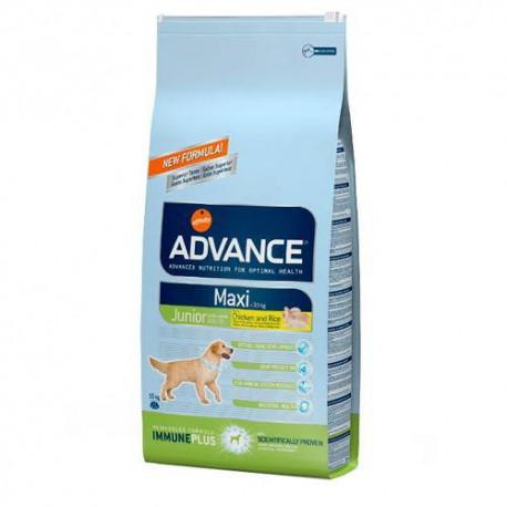 Advance Maxi Junior para perros