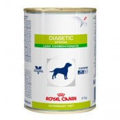 Alimento húmedo Royal Canin Diabetic special low carbohydrate