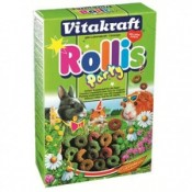 Snacks party rollis para roedores vitakraft