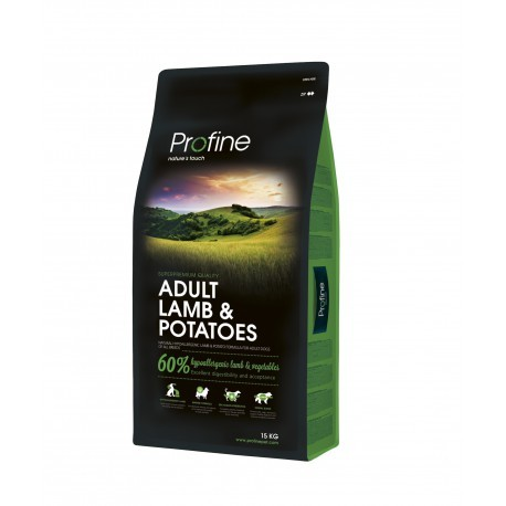 Profine Adult lamb lata de regalo