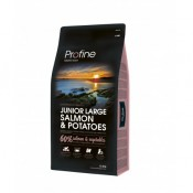 Profine Junior Large de salmón