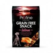Profine snacks de salmón sin cereales para perros