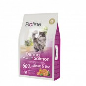 Profine Cat Derma Adult Salmón para gatos