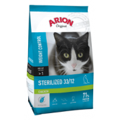 Arion Original Sterelized Weight Control de pollo