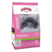Arion original kitten de pollo para gatitos