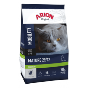 Arion original mature para gatos