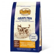 Nutro Adult Grain Free de pavo