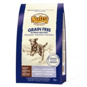 Nutro adult grain free de pescado para perros