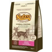Nutro hairball de pavo para gatos