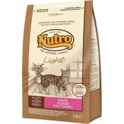 Nutro light de pavo para gatos