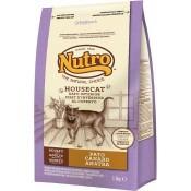 Nutro housecat de pato para gatos esterilizados