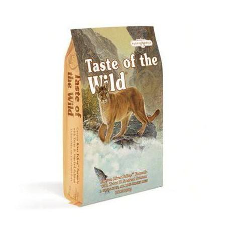 Taste of the wild canyon river de trucha