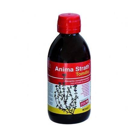 Anima Strath de tomillo para resfriados y bronquitis