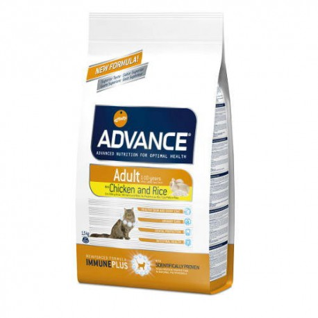 Advance Adult Chicken para gatos