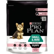 Purina Pro Plan OptiDerma Small Mini Puppy