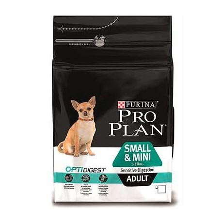 Purina Pro Plan Optidigest small mini adult