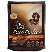 Purina Pro Plan Duo Délice Small Adult Pollo
