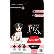 Purina Pro Plan OptiDerma Medium Puppy