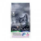 Purina Pro Plan Sterilized Adult 7+ de pavo