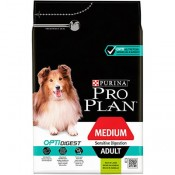 Purina Pro Plan OptiDigest Medium Adult Cordero