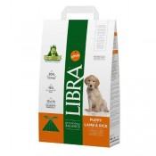Libra Puppy de cordero y arroz