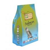 Green Pantry Pienso holístico de salmón para gatos