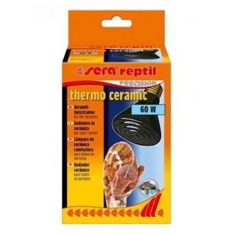 Lámpara calefactora Sera Reptil Termo Ceramic