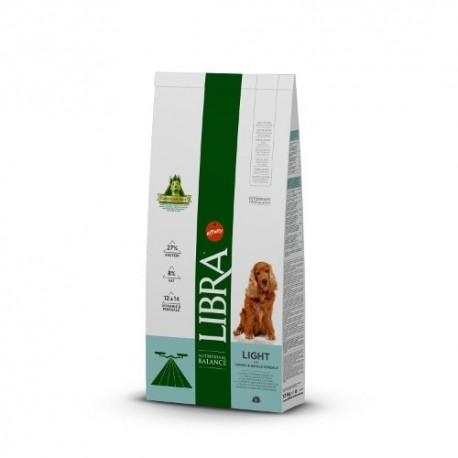 Libra Light con pavo y cereales integrales pienso perro