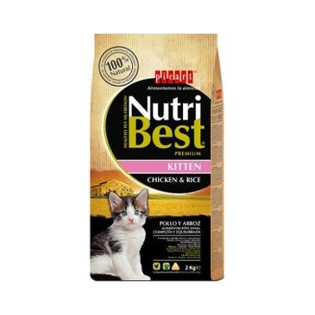 Picart Nutribest Cat Kitten
