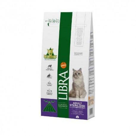 Libra Adult Sterelized pienso gatos