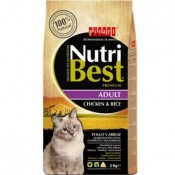 Picart Nutribest Cat Adult de pollo y arroz