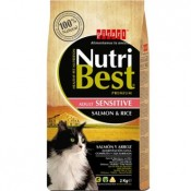 Picart Nutribest Cat Sensitive de salmón