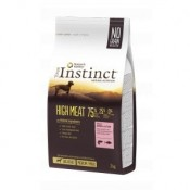 True Instinct High Meat Adult Medium Maxi de salmón y atún