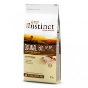 True Instinct Original Junior Medium Maxi de pollo