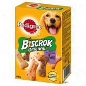 Pedrigree Biscrok Galletas de diferentes sabores para perros