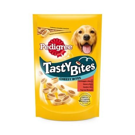 Pedigree Tasty Bites Cheesy Bites galletas para perros con queso