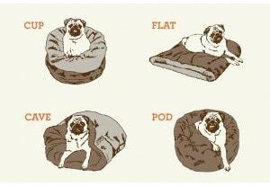 modo de uso cama envolvente para perros