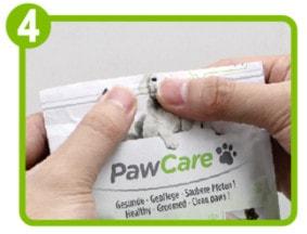 paw care paso 4