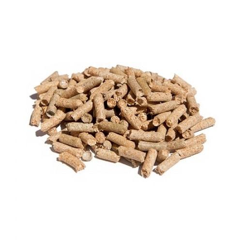 lecho de pellets de madera natural